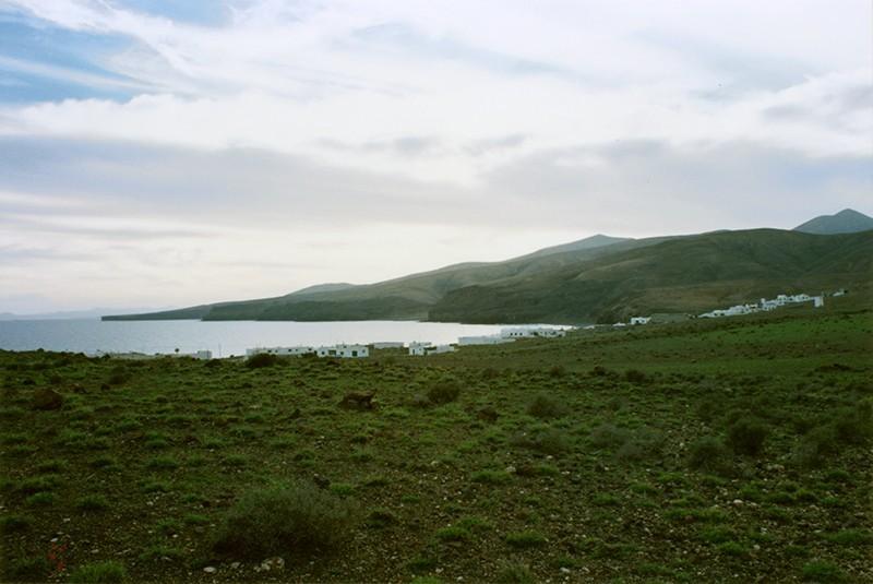 Vista de Playa Quemada