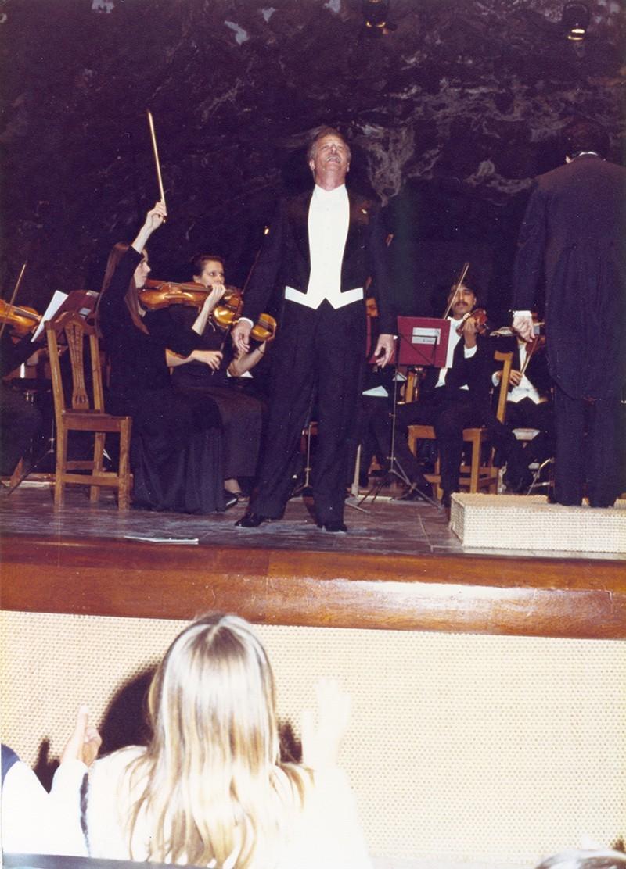 Recital de Alfredo Kraus