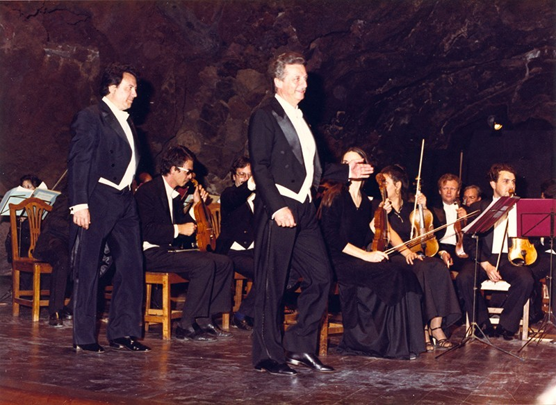 Recital de Alfredo Kraus I