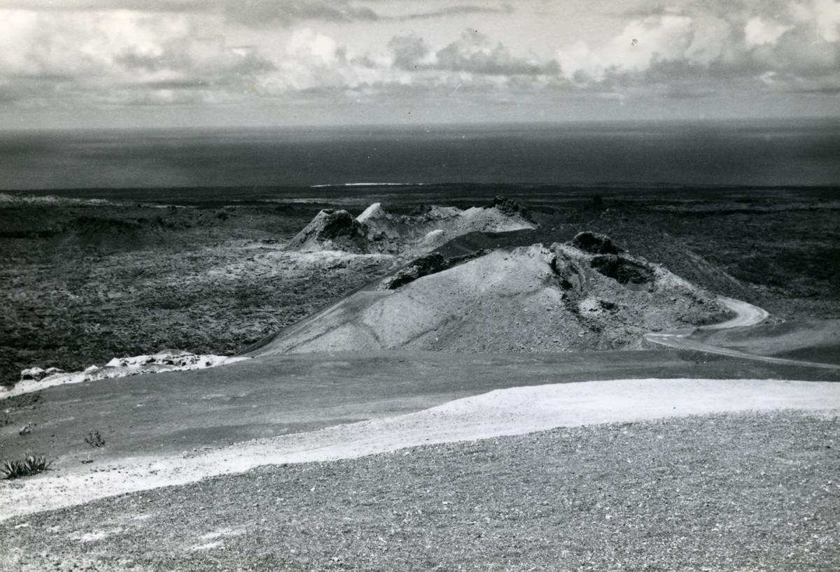 Vistas de las Montañas del Fuego