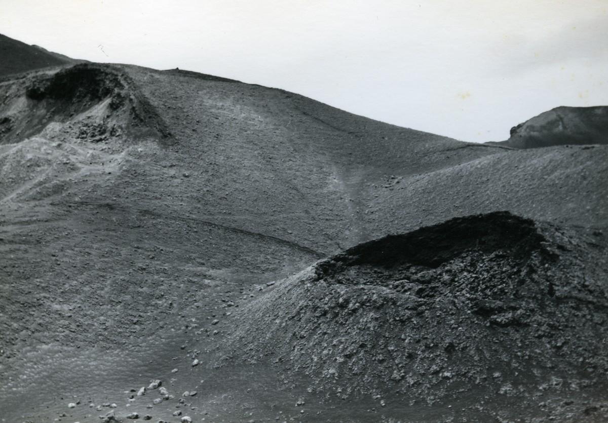 Conos volcánicos de las Montañas del Fuego