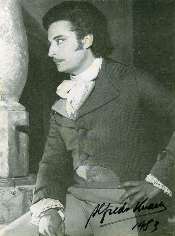 Recital de Alfredo Kraus XIII