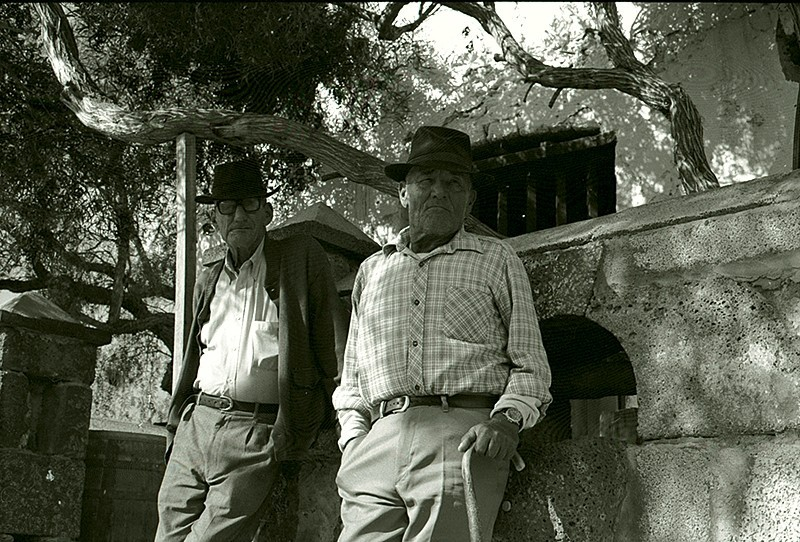 Vecinos de San Bartolomé