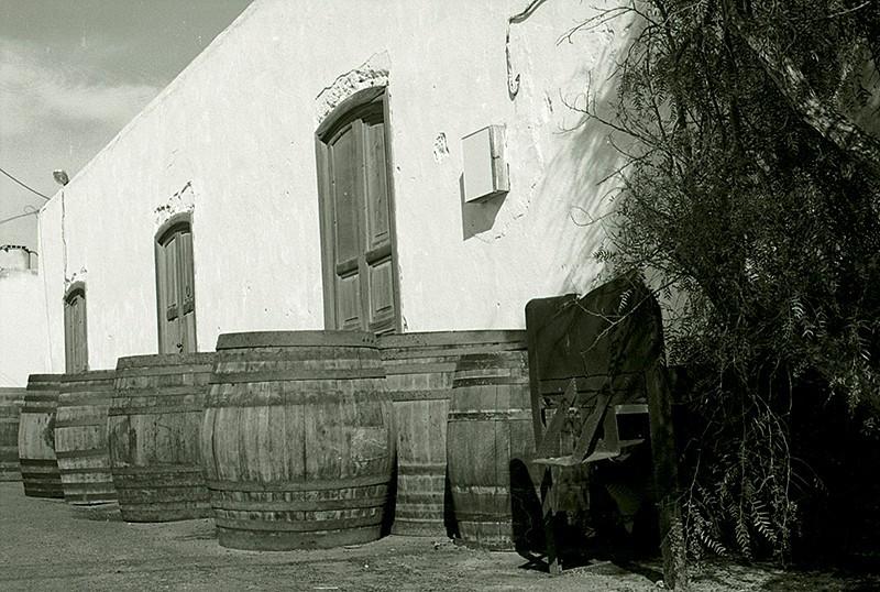 Tonelería de don Felipe de León