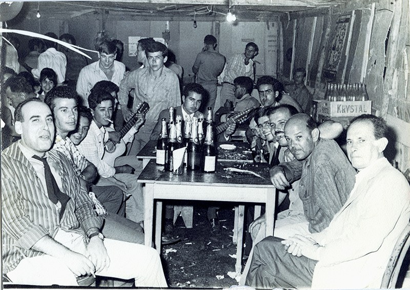 Jóvenes en San Ginés