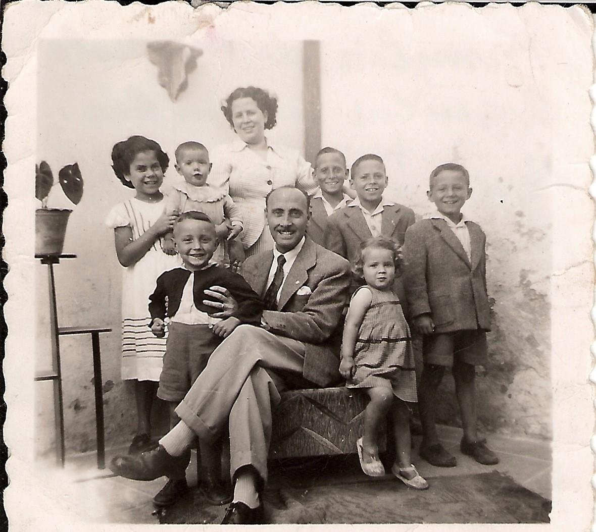 Familia Aguilar Arencibia