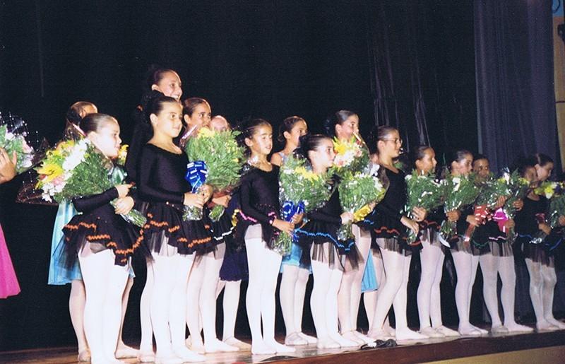 Gala de la Escuela de Danza Fide Parrilla III