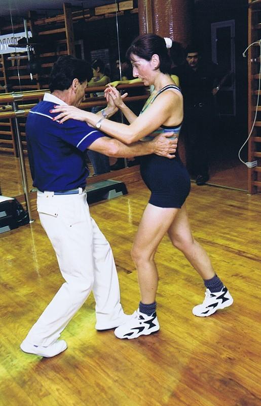 Profesores de baile I