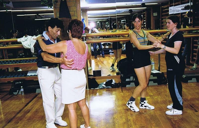 Profesores de baile II