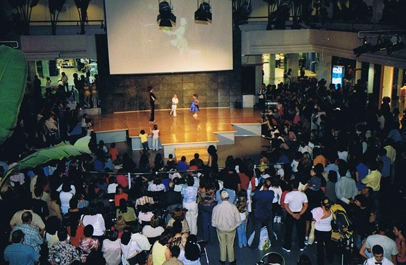 La Escuela de Baile Antonio I