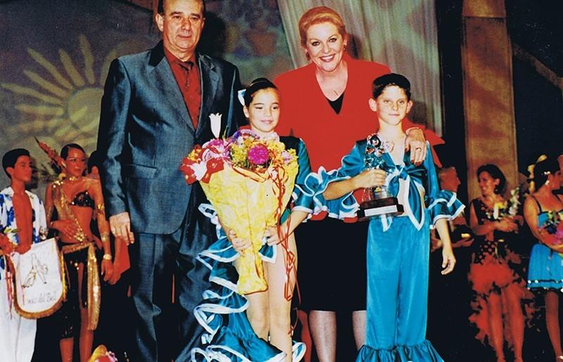 La Escuela de Baile Antonio XIII