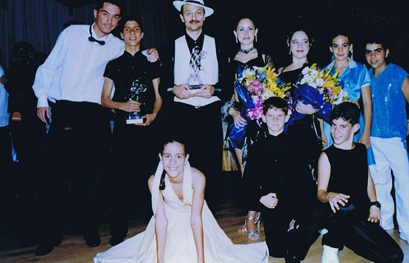 La Escuela de Baile Antonio XVII