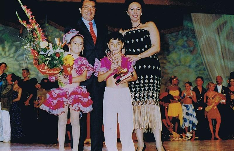 La Escuela de Baile Antonio XVIII