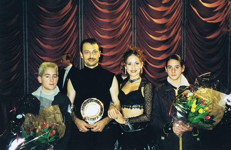 La Escuela de Baile Antonio XIX