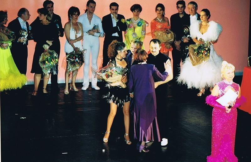 La Escuela de Baile Antonio XX