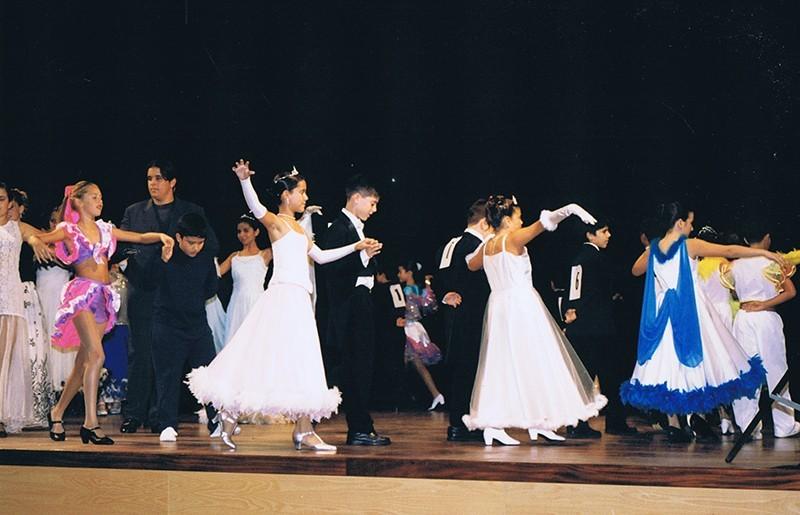 La Escuela de Baile Antonio XXI