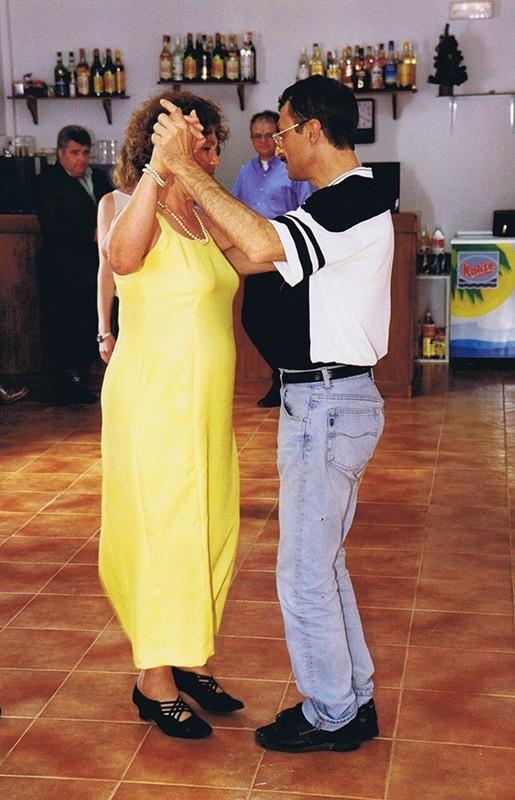 La Escuela de Baile Antonio XXVIII