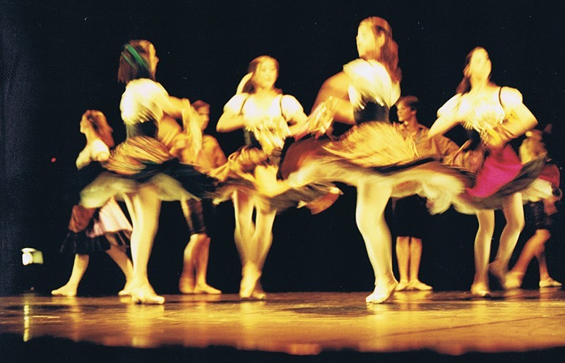 El Ballet de Francia en Jameos del Agua I