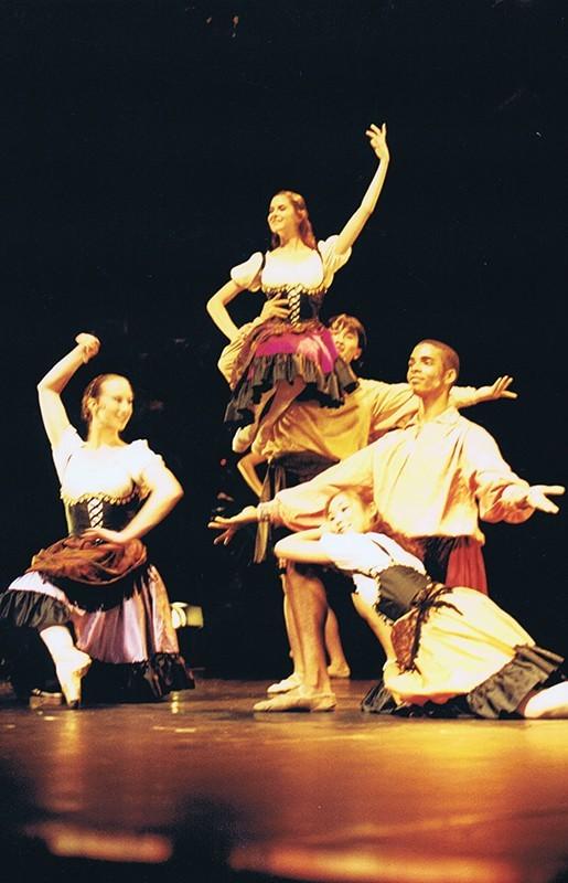 El Ballet de Francia en Jameos del Agua III