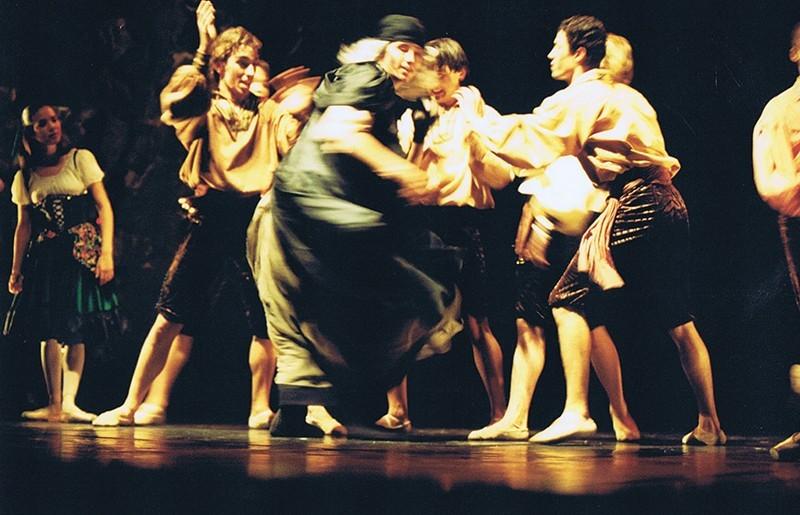 El Ballet de Francia en Jameos del Agua V