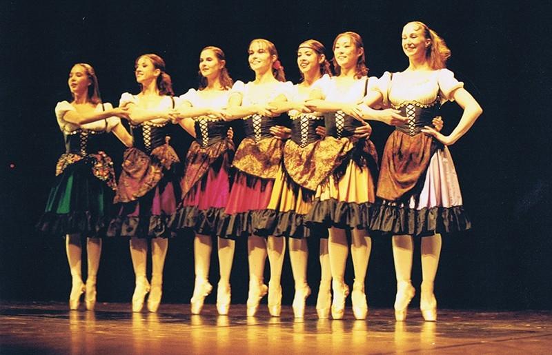 El Ballet de Francia en Jameos del Agua VI