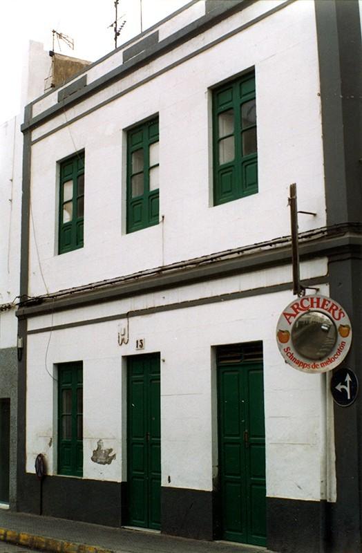 Antigua carnicería de Chacón III
