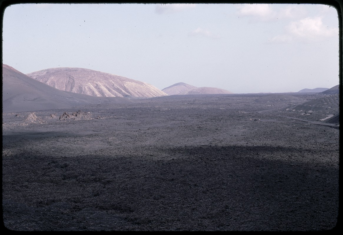Acceso a Timanfaya