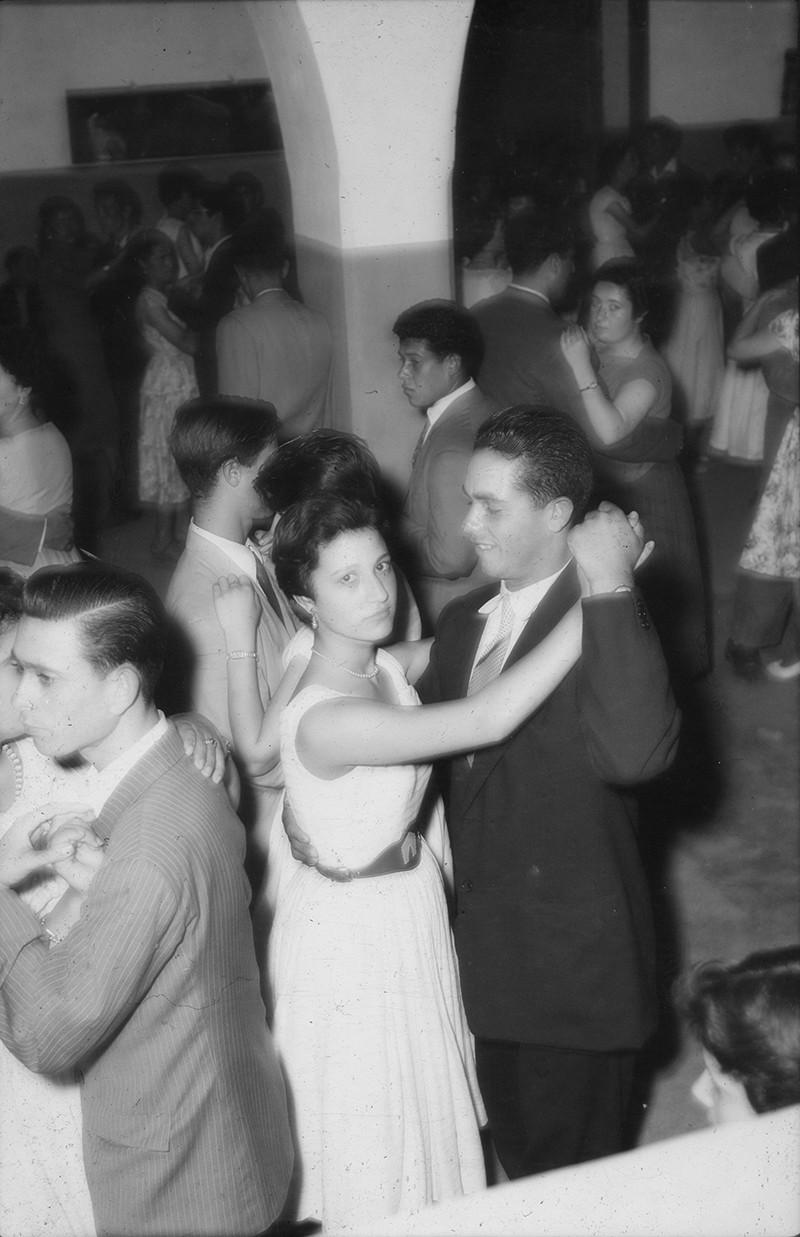 Baile en Tres Hermanos