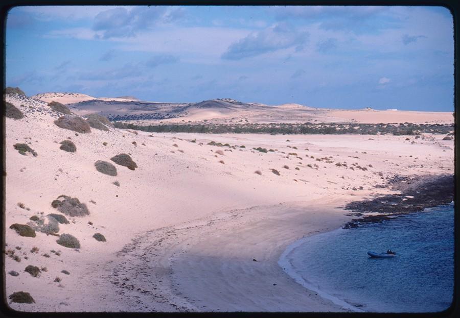 Playa de La Francesa I