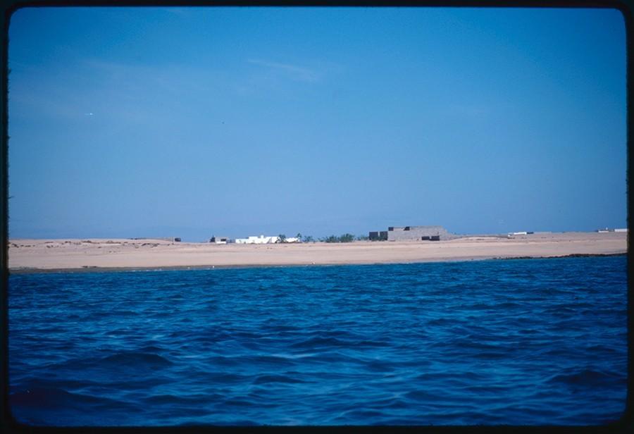 Caleta de Sebo desde el mar II