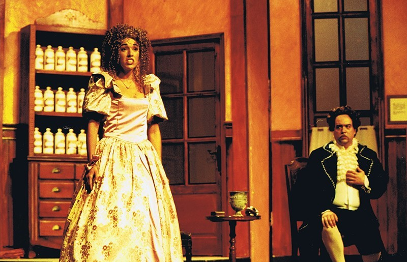 Representación de la compañía Ópera II Campanello II