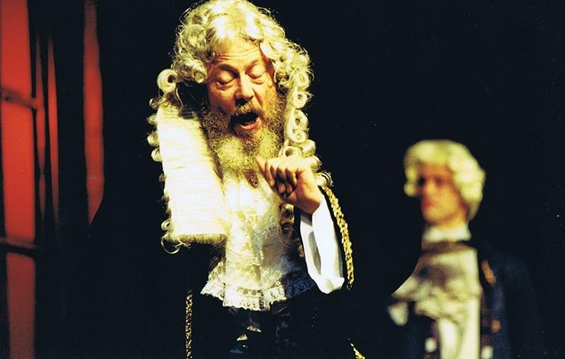 Representación de la compañía Ópera II Campanello IV
