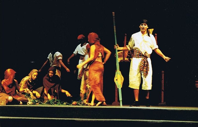 """Representación de  la ópera """"Dido y Eneas"""" II"""