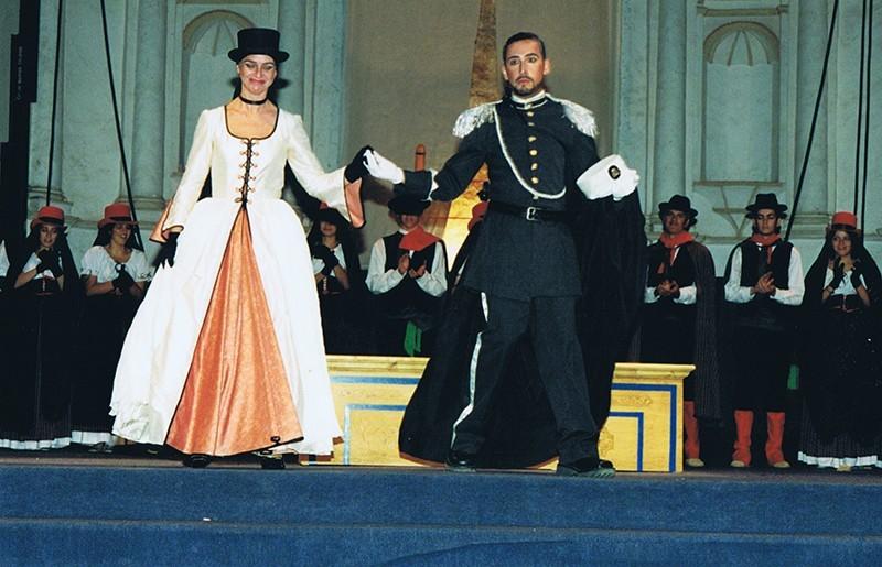 """Representación de  la ópera """"Dido y Eneas"""" III"""
