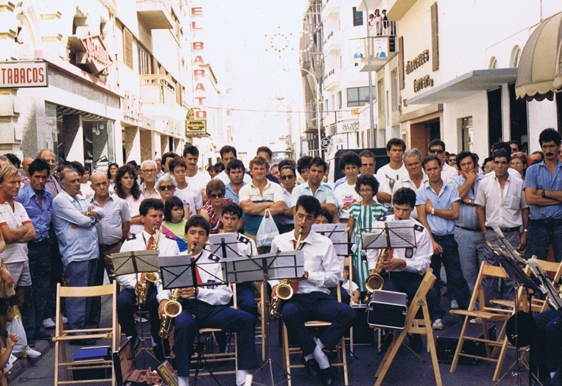Banda Municipal de Tías II