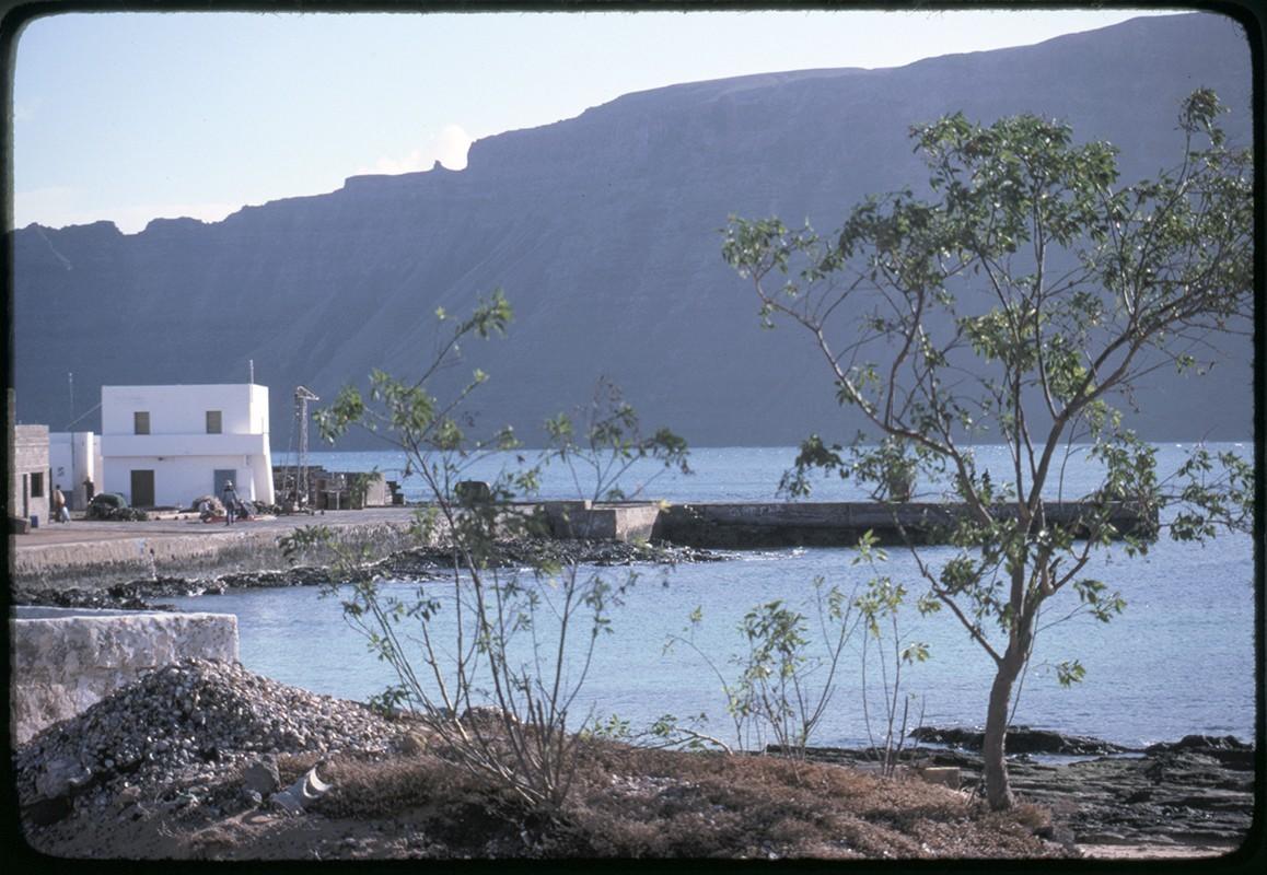 Muelle de La Graciosa I