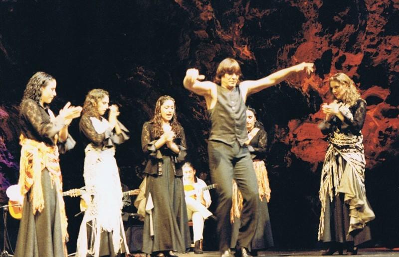 Ballet Flamenco de Antonio Canales I