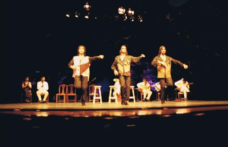 Ballet Flamenco de Antonio Canales II