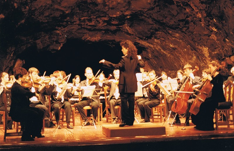 Orquesta Santa María de Zurich I