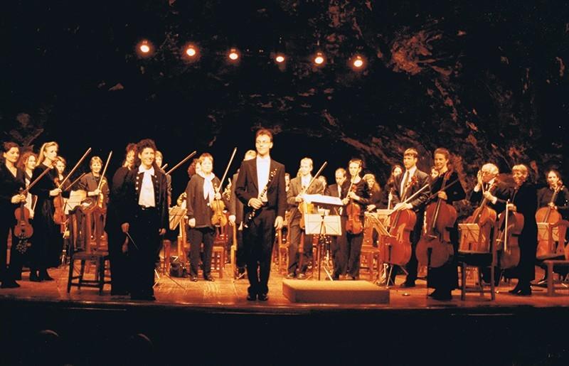 Orquesta Santa María de Zurich IV