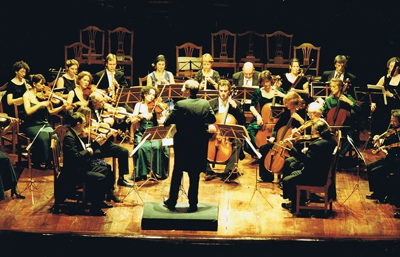 Orquesta The King´s Consort  III