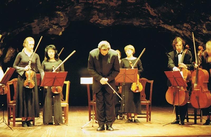 Orquesta Filarmónica de Cámara de Novossibirsk I