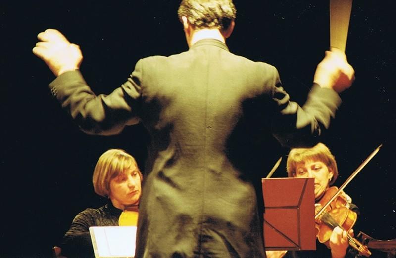 Orquesta Filarmónica de Cámara de Novossibirsk IV