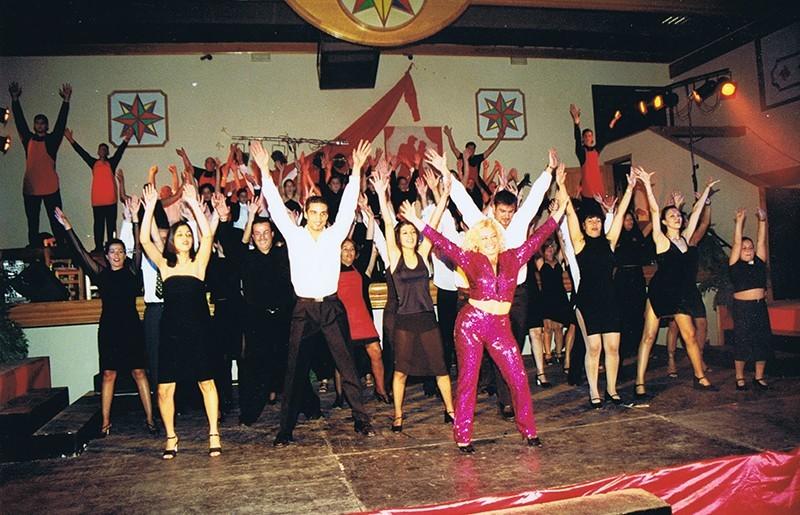 Curso de Baile de Tango, Salsa y Merengue II
