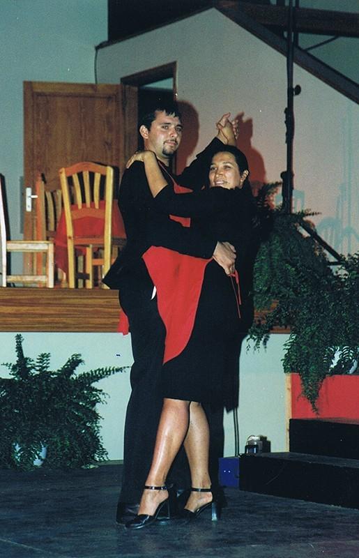 Curso de Baile de Tango, Salsa y Merengue III