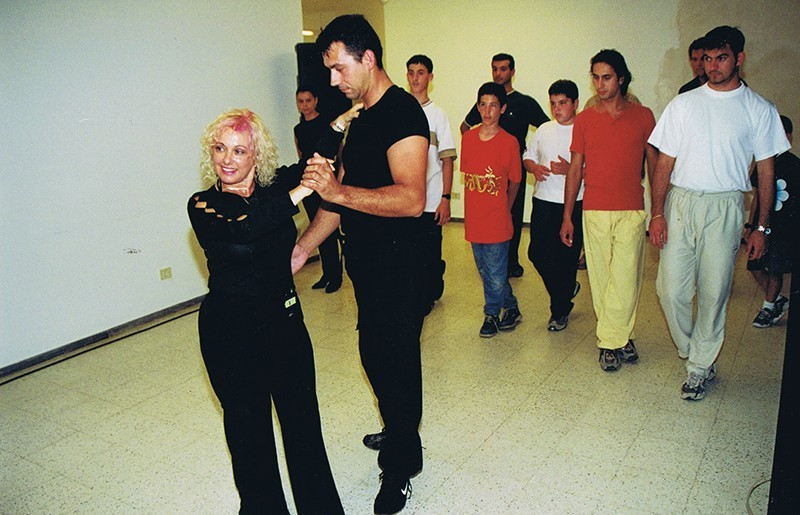 Curso de Baile de Tango, Salsa y Merengue IV