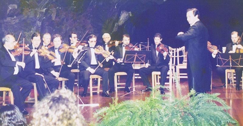 Orquesta de Cámara Virtuosos de Moscú I