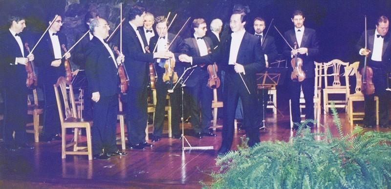 Orquesta de Cámara Virtuosos de Moscú II