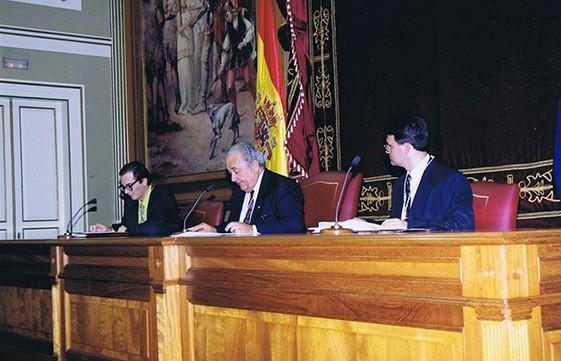 III Legislatura del Parlamento de Canarias I
