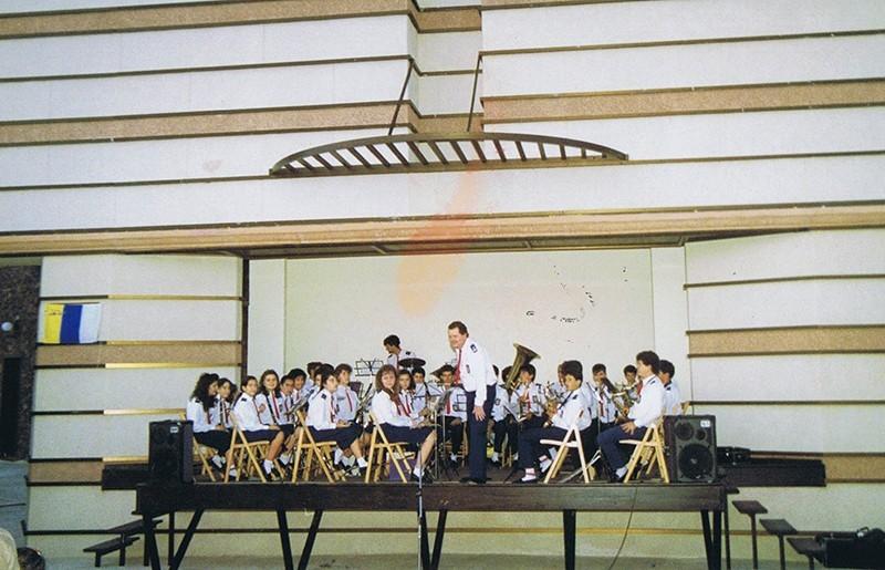 Banda Municipal de Tías III